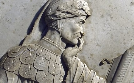 THE GREAT POET DANTE ALIGHIERI IN ROMAGNA
