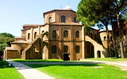 A Travel in History - Ravenna for Capital